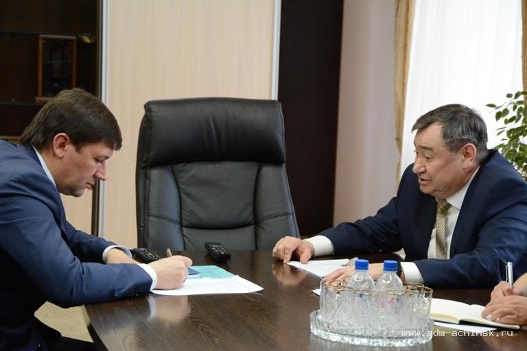 Ачинский городской суд красноярского края приемная председателя